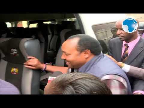 Waititu arrested by EACC detectives