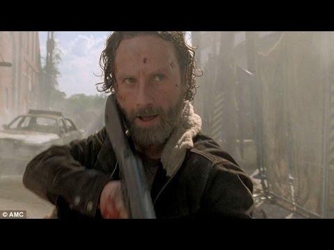 Rick Grimes || Mercy