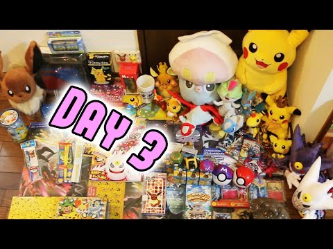 SPENDING ¥80,000 AT THE POKEMON CENTER - Japan Day 3