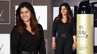 Olay Total Effects Event With Actress Kajol   Latest Bollywood Updates