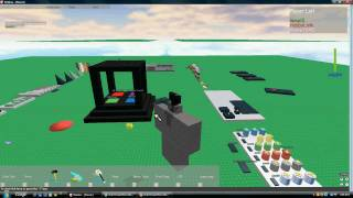 Roblox - B0BBA's Ultimate Build - How to make a simple Robot Mech