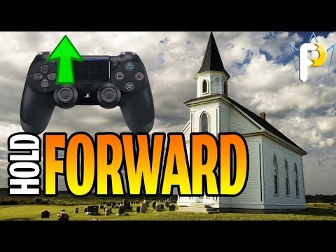 The Church of HOLD FORWARD - Destiny 2