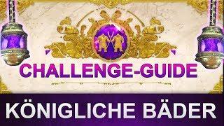 Destiny 2 Leviathan-Raid: Königliche Bäder Challenge Guide (Deutsch/German)