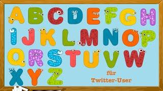 Das Alphabet – ein einfacher Merksatz für Twitter-User*Innen
