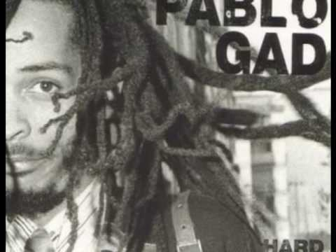 Pablo Gad - Tougher Than The World