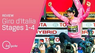 The 2019 Giro So Far | Stages 1-4 Review | inCycle