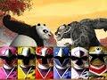 Kung Fu Panda (Power Rangers Ninja Steel Style)