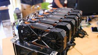 Configurazione da 6000€ Per il mining