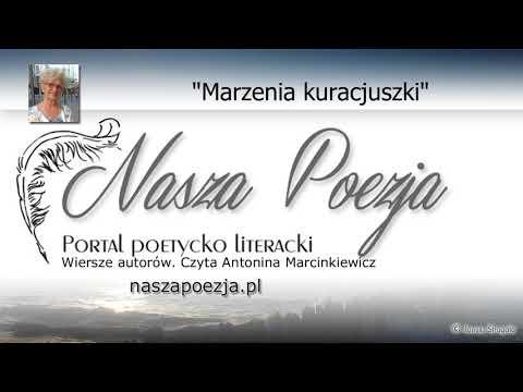Marzenia kuracjuszki. Antonina Marcinkiewicz. Poezja