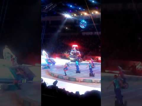 at the ringling bros barnum and baily circus in trenton 31817