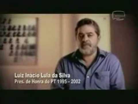 Lula era contra os programas sociais