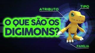 O que são os Digimons?