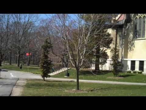 Visit to Wellesley College Pt. 2