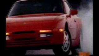 porsche 944 turbo commercial porsche meal