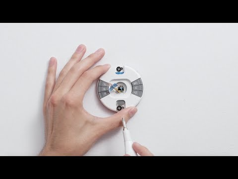 How to install the Google Nest Thermostat E - YouTube Nest Thermostat Wiring Jumper on