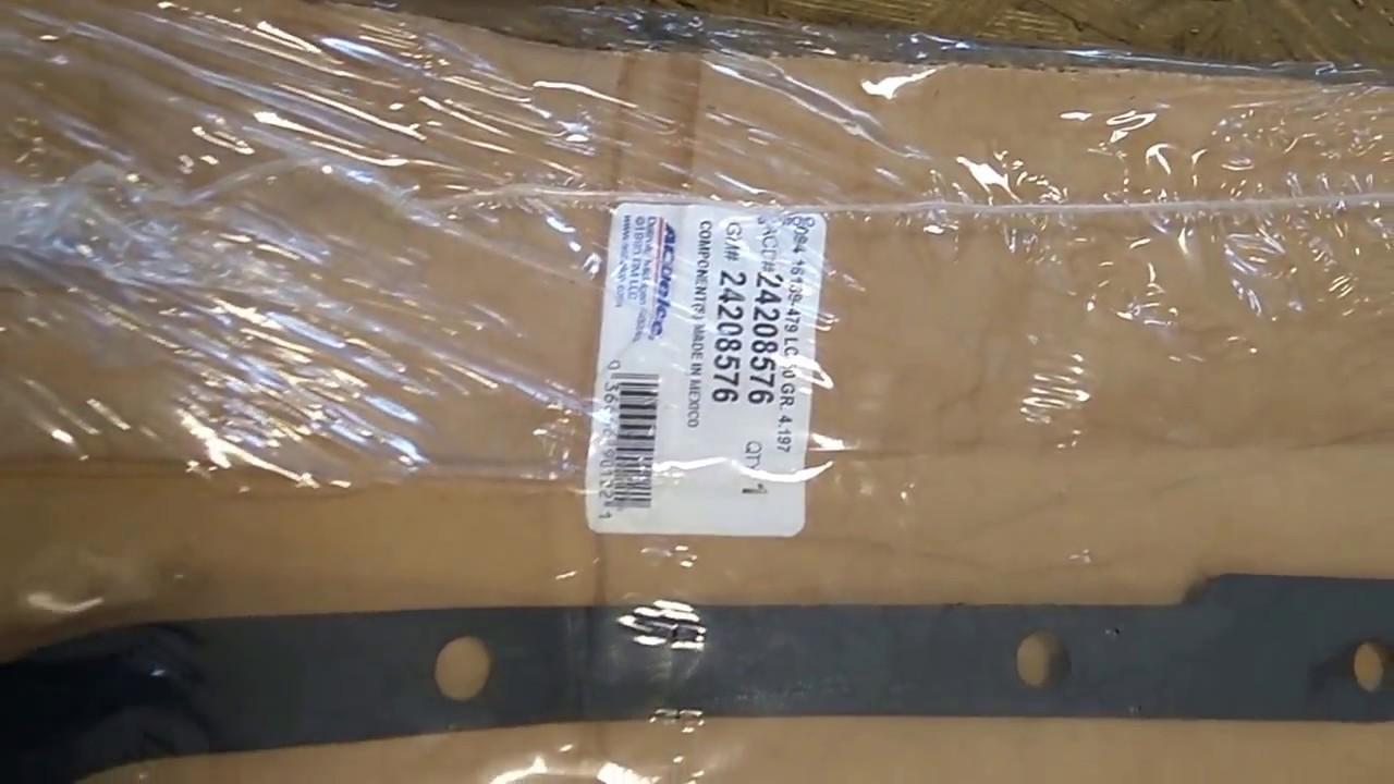 24208576 трансмиссионный фильтр 4L60E-4L65E/ 24208576 transmission filter GM