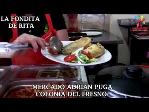 La Fomdita De Rita Mercado Adrian Puga