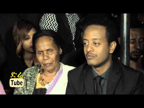 DireTube Video - Artist Yosef Gebru (Jossy) supports families of the victims of ISIS in Libya
