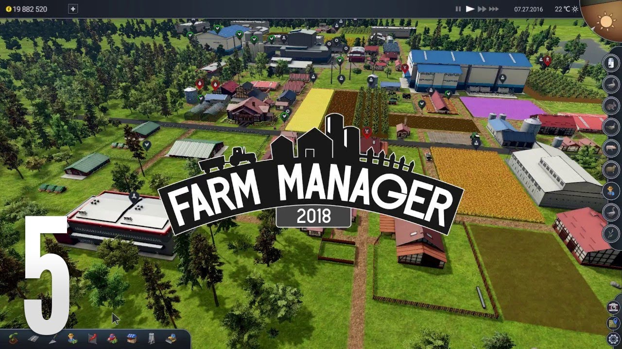 Farm Manager 2018: Breeding Chickens – Part 5 (Let's Play Gameplay Walkthrough)
