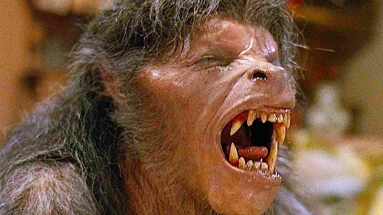 An American Werewolf in London's transformation scene is my all time  favorite work of horror. The scene takes a likable protagonist and submits  him through absolute agony and suffering, turning the horror