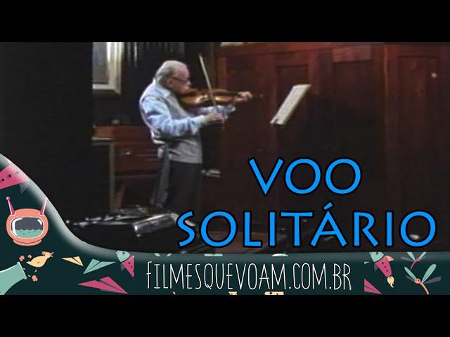 O Voo Solitário [Filme Brasileiro Completo] Der einsame Flug [Deutsche]