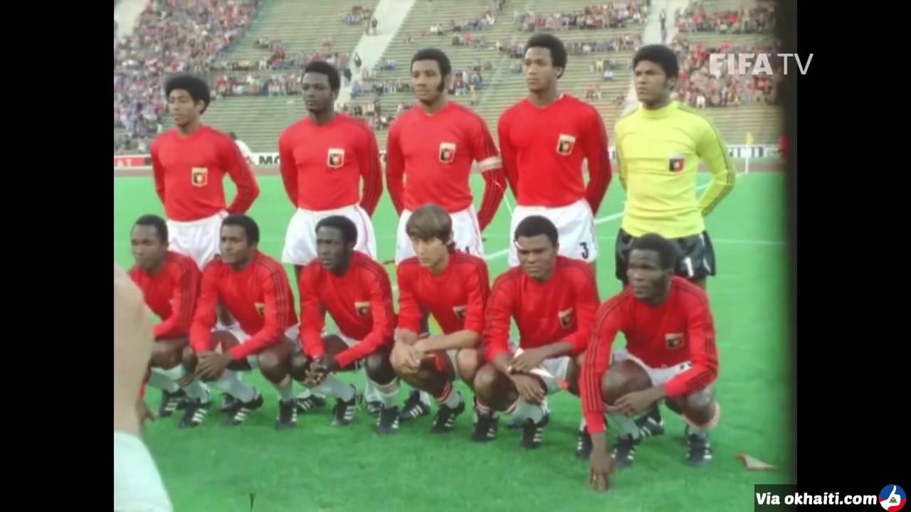 FIFA Haiti 1974 World Cup - YouTube