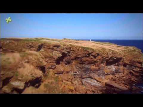 O Canadá Visto do Ar 5 - Nova Scotia - O Cabo Bretão - Cape Breton