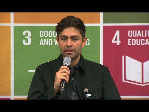 The strawless ocean initiative - Adrian Grenier, Erik Solheim and Piyush Bhargava