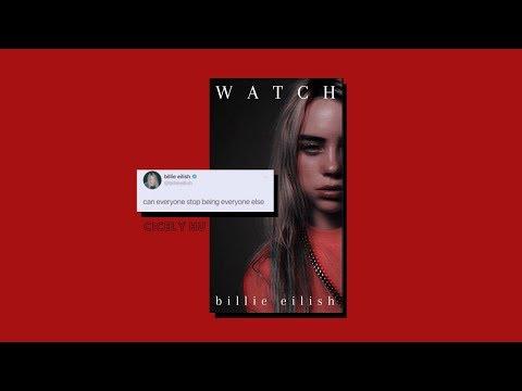 Billie Eilish - Watch  ▎旁觀   ▎中文字幕 Lyrics
