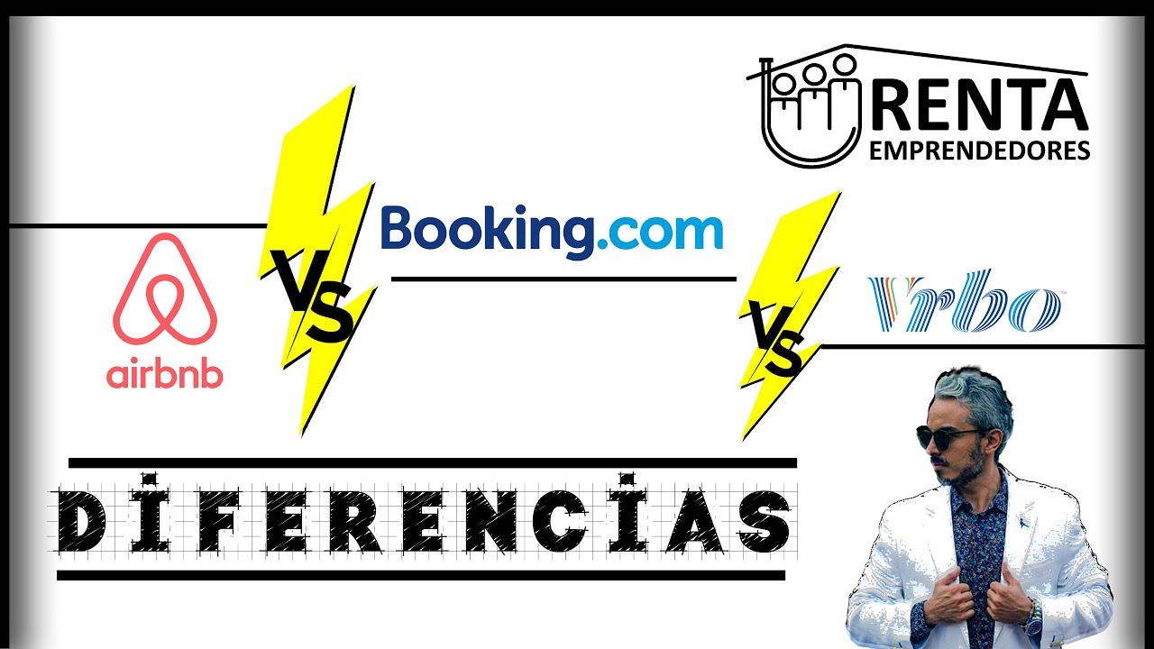 Download CUALES SON LAS DIFERENCIAS ENTRE AIRBNB VS VRBO VS BOOKING