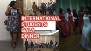 INTERNATIONAL STUDENTS GALA DINNER |  PARTY | FASHION | DANCE | MUSIC  | FOOD ||  MY LIFE IN RUSSIA