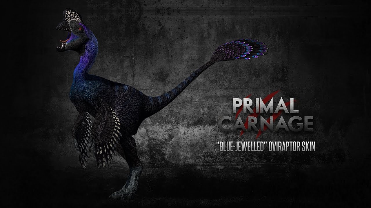 Primal Carnage Oviraptor Gameplay! - YouTube