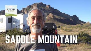 Ep. 147: Saddle Mountain | Tonopah, Arizona RV travel camping boondocking