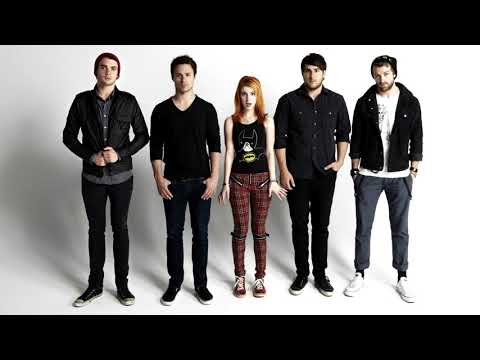 Paramore - The Only Exception (instrumental With Backing Vocals)