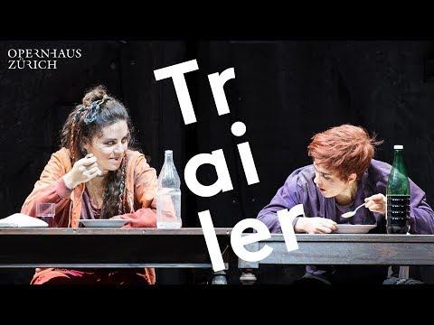 Trailer - Ronja Räubertochter - Opernhaus Zürich