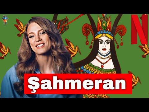 Serenay Sarıkaya will play a mythological creature?