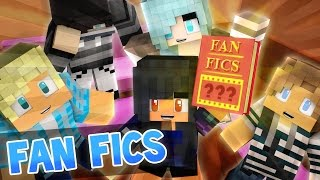 Zane's Wedding and Garrance | Minecraft Fan Fic Readings! Video