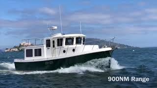 SOLD!! - 2002 American Tug 34 - $219,000