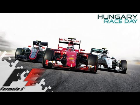 F1 2016 - HUNGARY - Race Day!