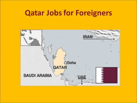 Qatar Jobs for Foreigners