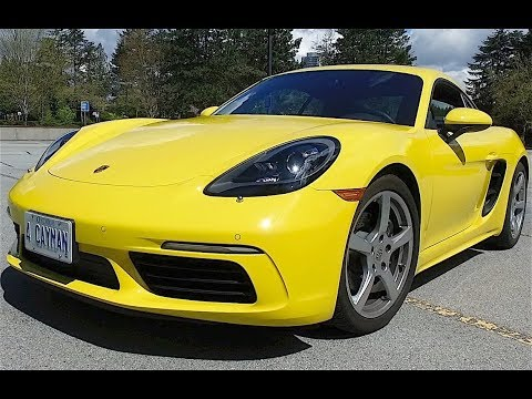 Porsche Cayman Review. THIS OR CAYMAN S?