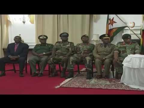 Defiant President Mugabe: I will NOT Resign (Full Speech)-17.11.2017