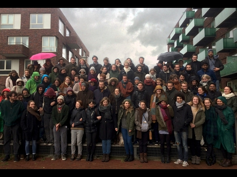 European Green Office Movement - Summit 2016 At VU Amsterdam