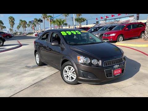 2015 Chevrolet Sonic Corpus Christi, Alice, Kingsville, Beeville, Mathis, TX F4144691V