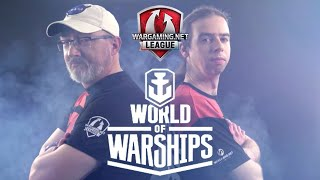 WGL EU - WoWs Showmatch | The Grand Finals 2016 Warsaw | feat. The Mighty Jingles [1080p 60fps]