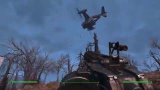 Fallout 4 083 - Дальняя дорога