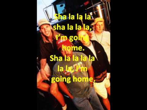 Hootie and The Blowfish - I'm going home (Lyrics)