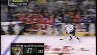 2002 NHL All Stars - Super Skills - Fastest Skater