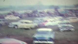 1965 Demolition Derby & Fast Bikes - Regular 8mm Film