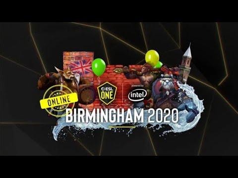 Esl One Birmingham